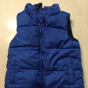 Other - Reversible Winter Vest for Kids 3-4T